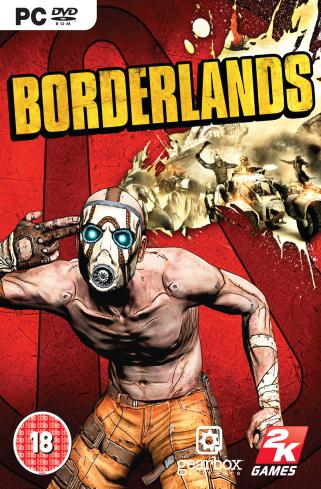 Borderlands Patch 1.4.1-RELOADED