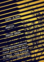 El 14 de abril de 2012 fiesta presentación con las actuaciones de Marvin Green, Amnesia y Gipsy Aliens