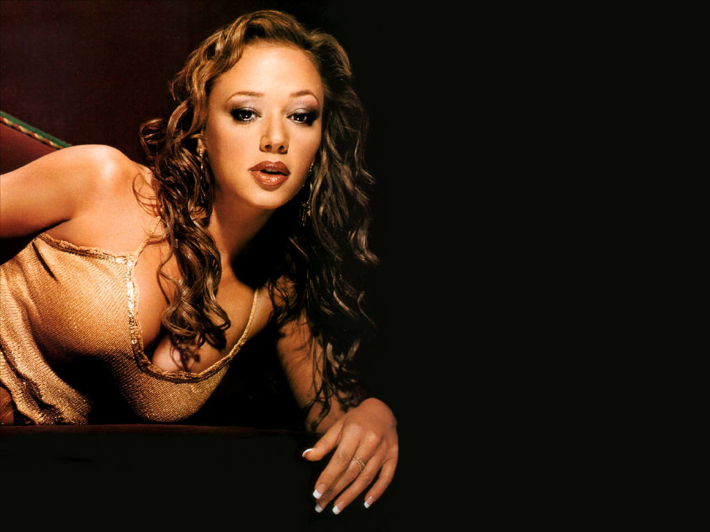 leah remini hot