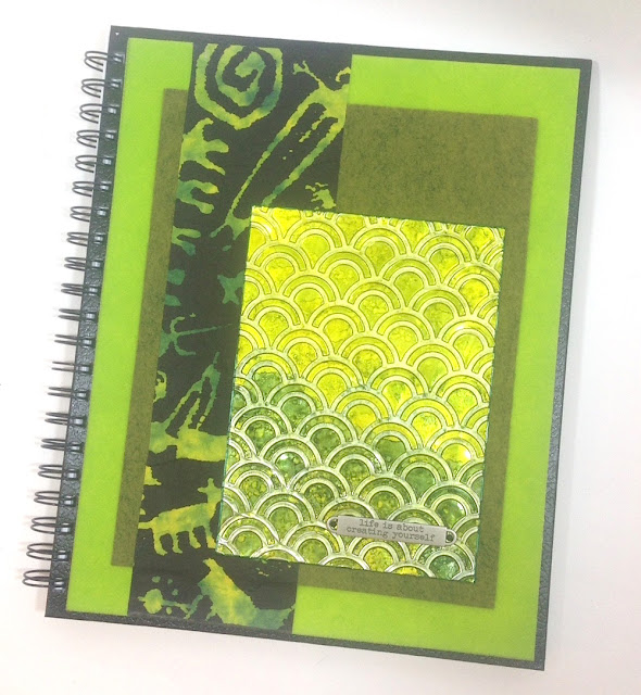 altered journal cover lisa fulmer