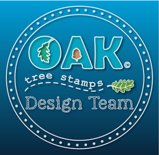 Oak Tree Stamps 2015 DT