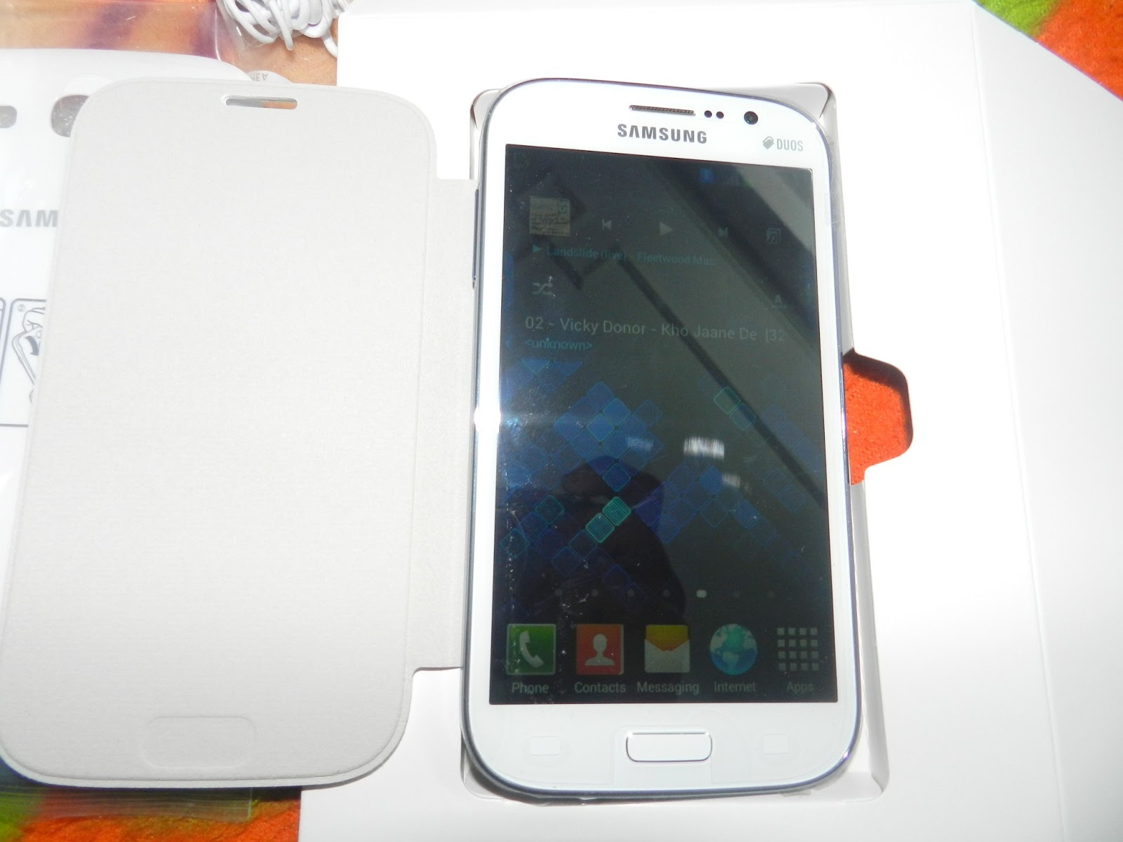 Samsung Galaxy Grand: FULL REVIEW