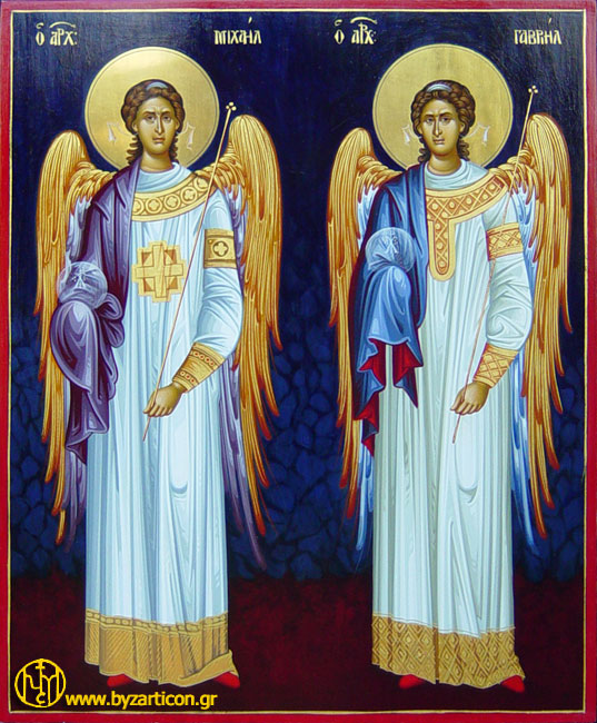 Arcangeli  dans immagini sacre 01