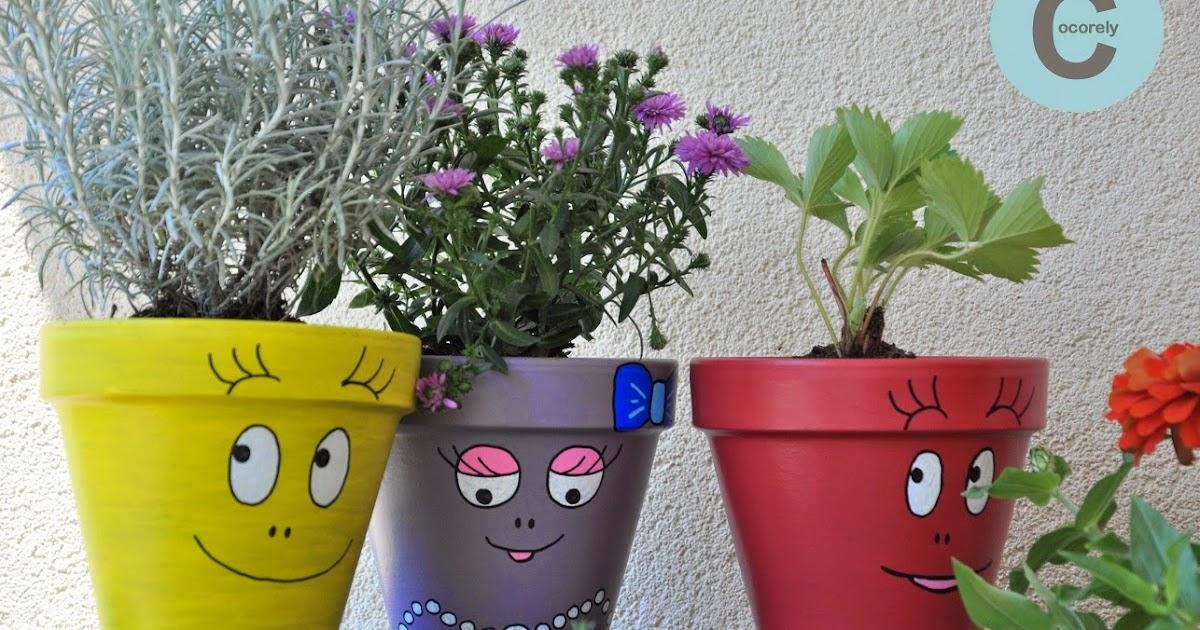 Les Fntisies De Cocorely Les Barba Pots