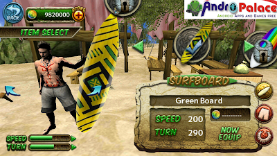 Ancient Surfer 1.0.1 Apk Mod Full Version Unlimited Coins Download-iANDROID Games