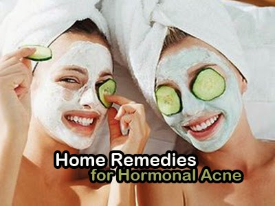 home remedies for hormonal acne