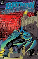 Batman: Strange Apparitions - 19/06/2013