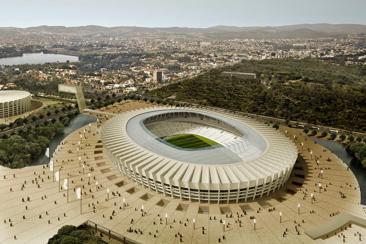 Stadion Estadio Mineirao 2