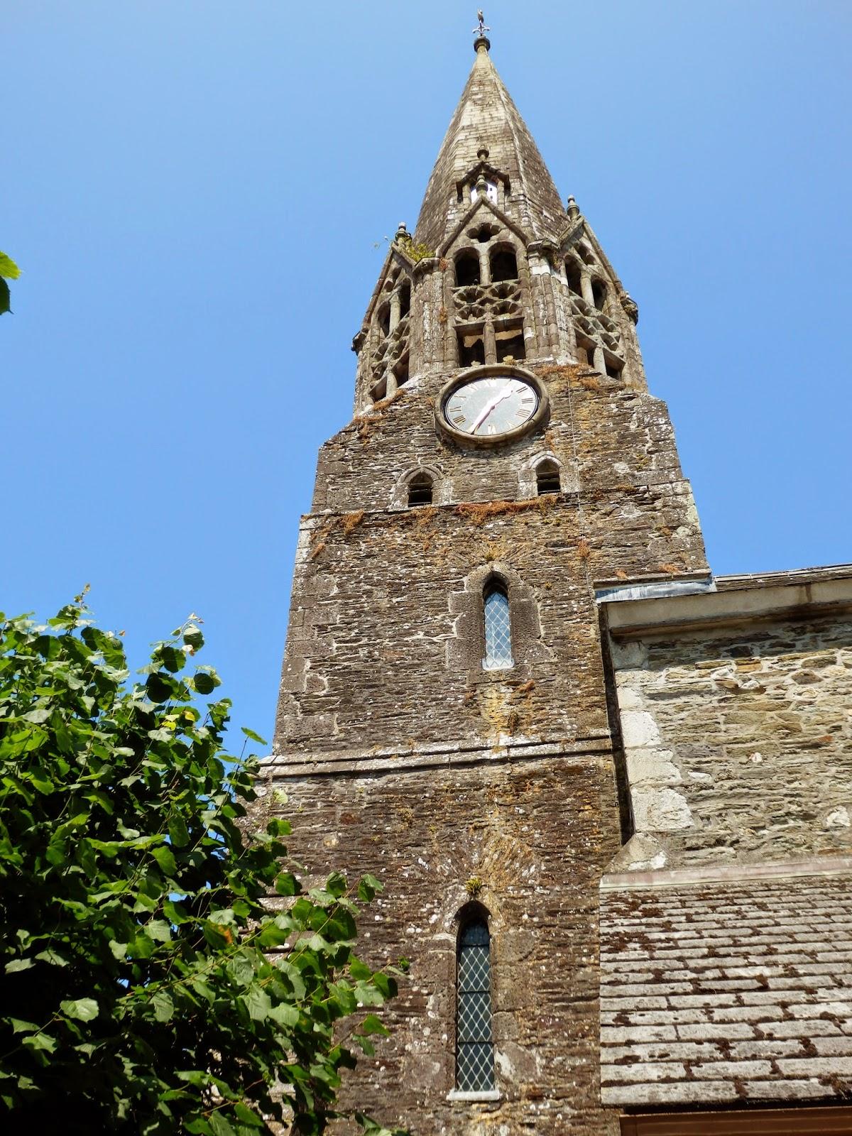 St Bartholomew Church, Lostwithiel, Cornwall