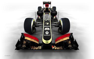 #4 Lotus F1 2013 Wallpaper