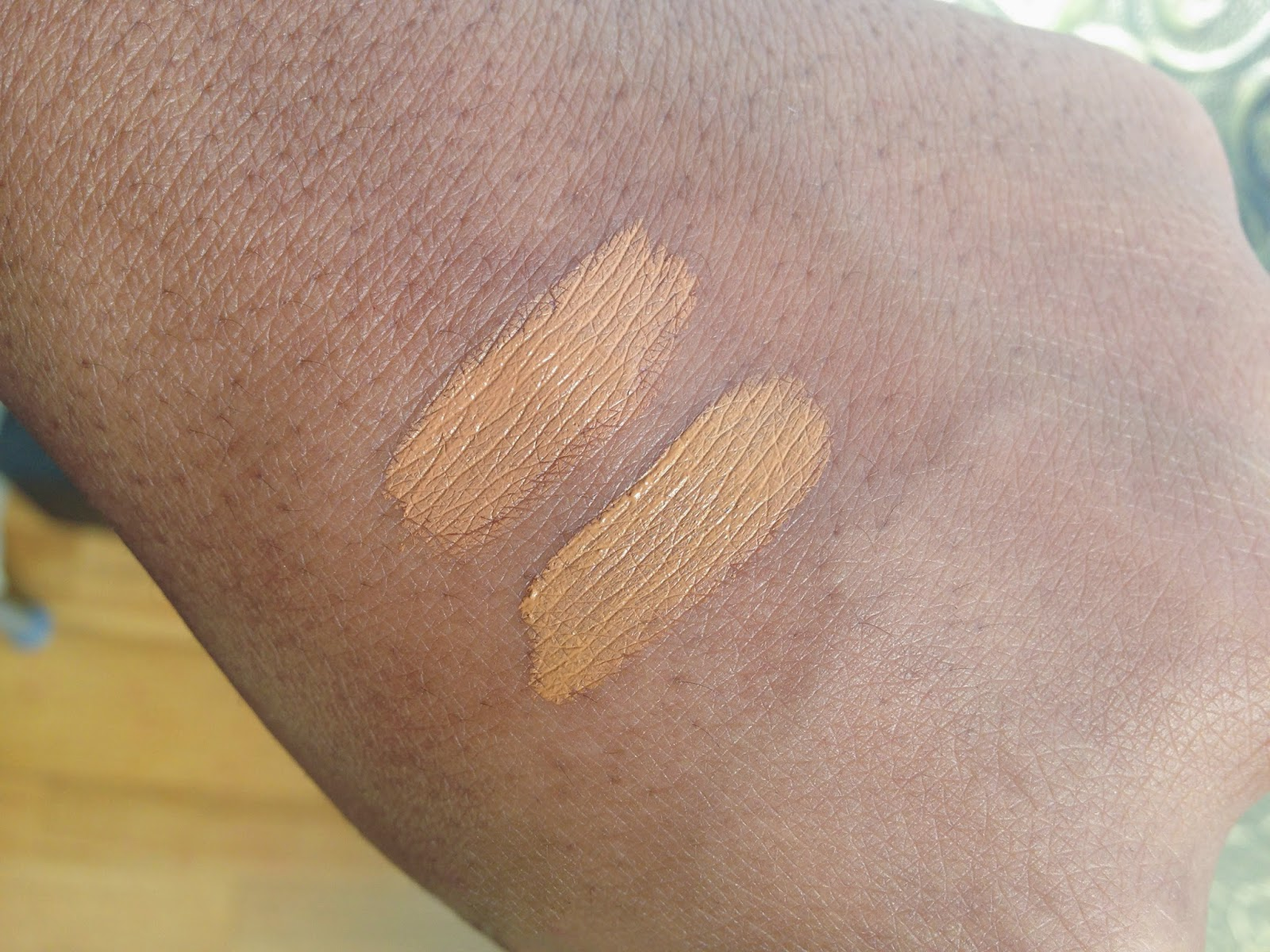 LA Girl Pro Conceal HD Concealers Fawn Toffee Swatches NC50 WoC Beauty Blogger London Discoveriesofself blog