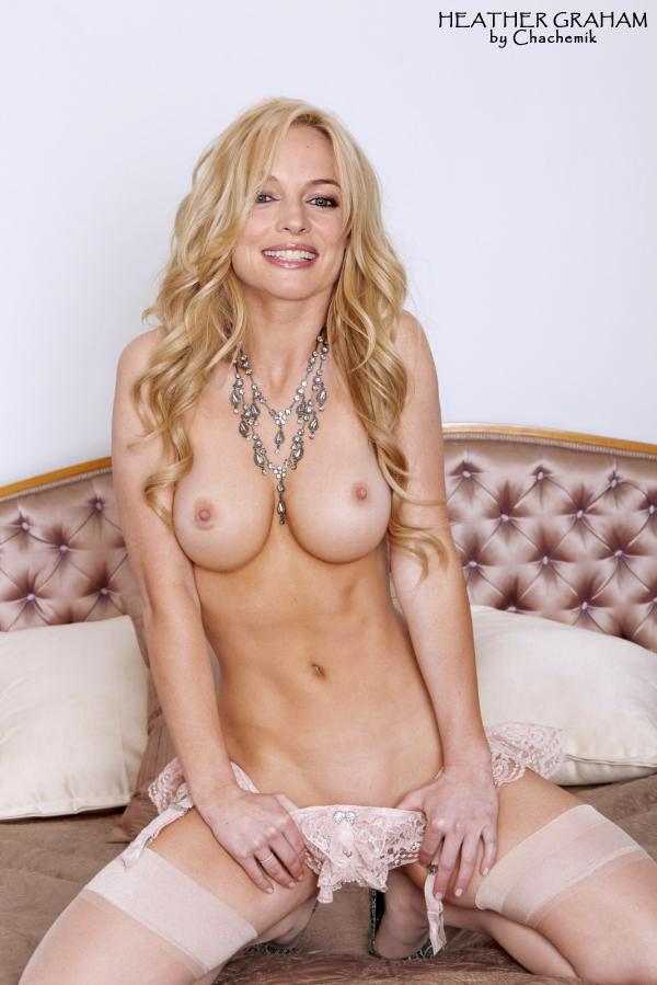 heater graham nude sexy fakes