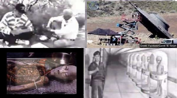 Bill Uhouse: Εργαζόμουν μαζί με «εξωγήινους»! (video)