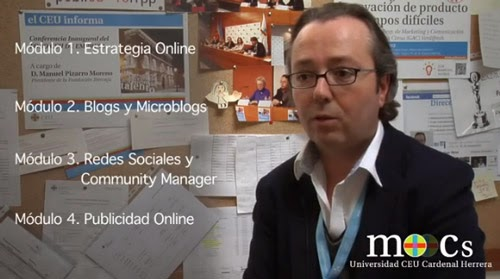 Online Marketing Strategies - Community Manager (MOOC)