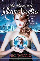 JILLIAN SPECTRE: A paranormal YA novel