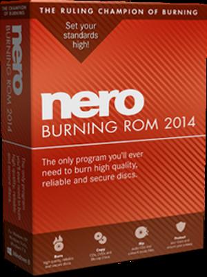 Nero Burning Rom 15.0.03900