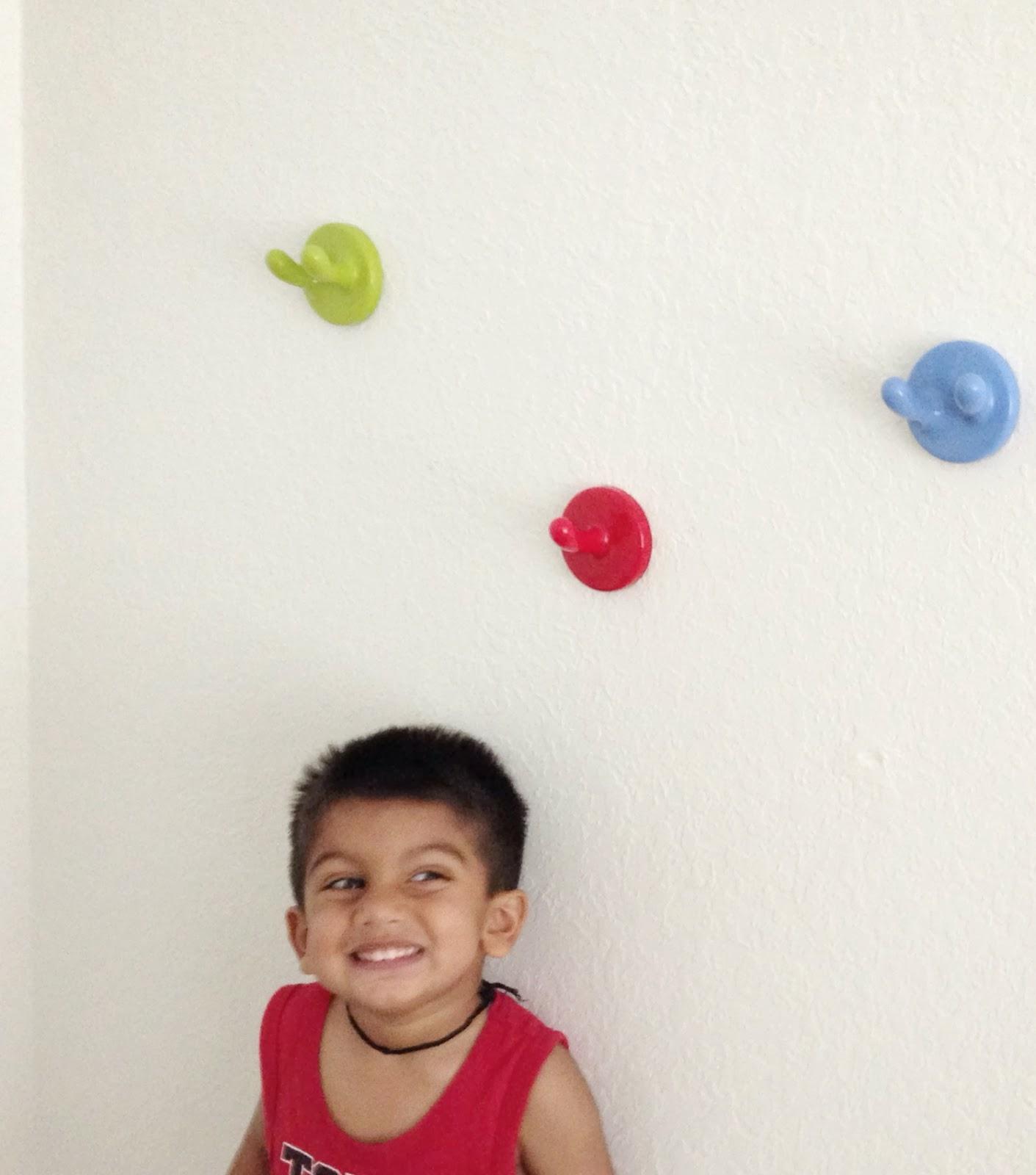 Cute Wall hooks Ikea