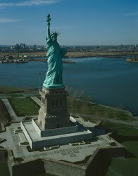 Liberty Island, New York