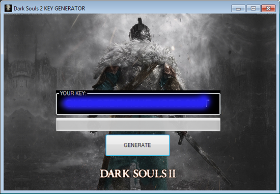 Dark Soul 2 - Keygen and Crack