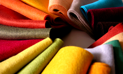 Foto kain sutera paling indah di dunia