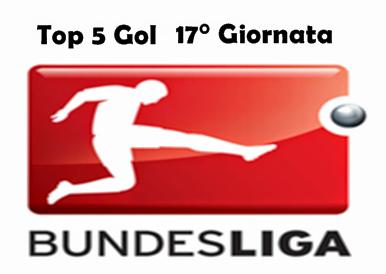 Top 5 Gol Bundesliga