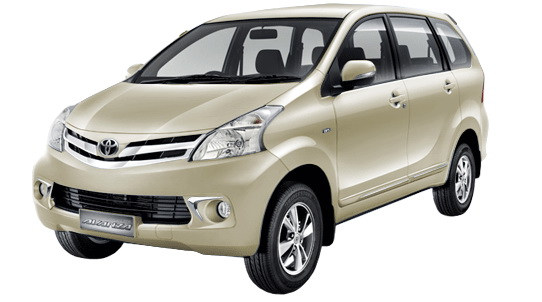 Champagne Metallic All New Avanza Dark Steel Mica All New