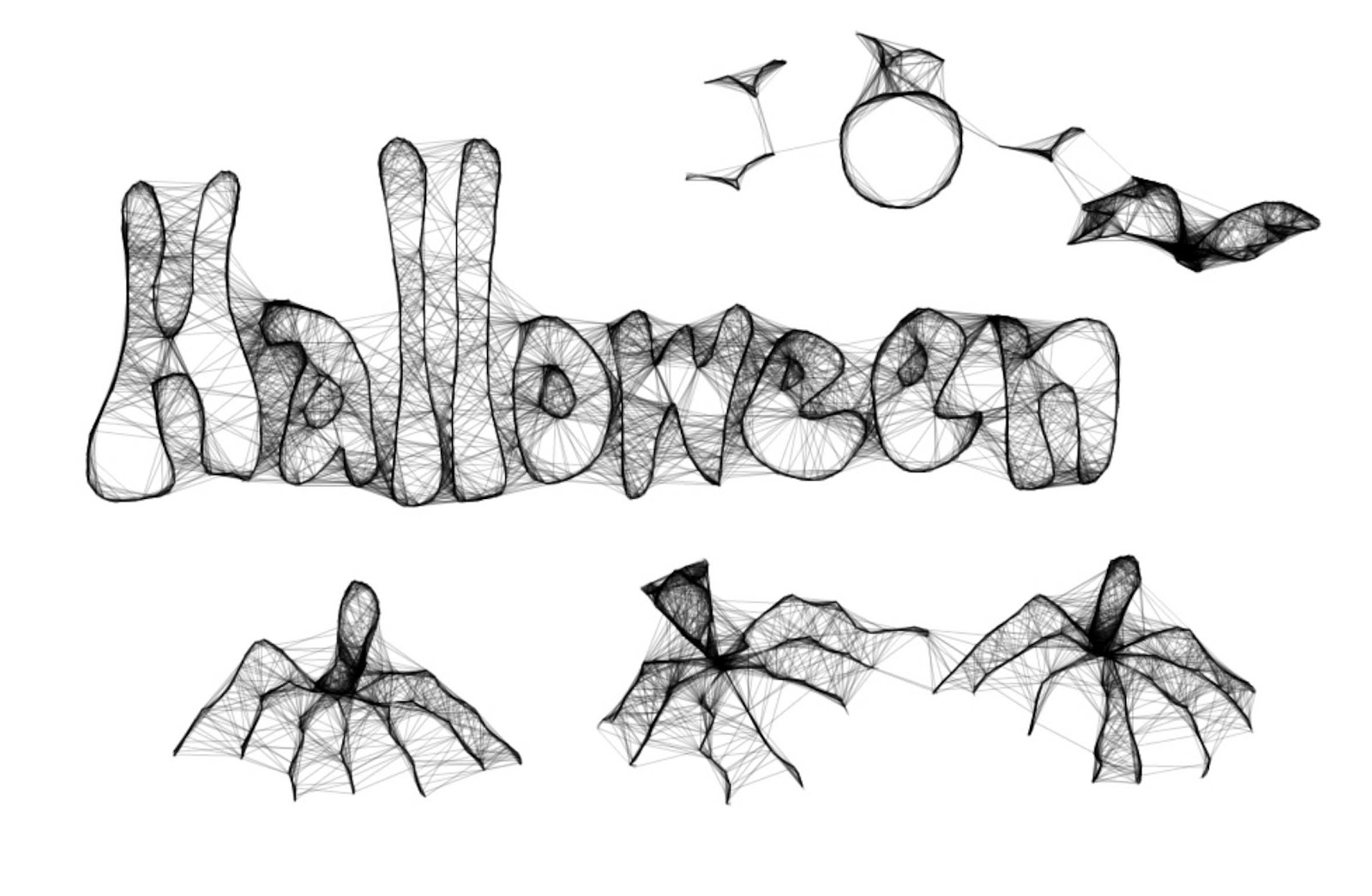 drawing halloween spooks - Drawings Of Halloween Pictures