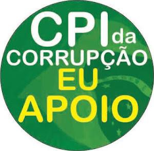 APOIE A CPI DA CORRUPÇÃO