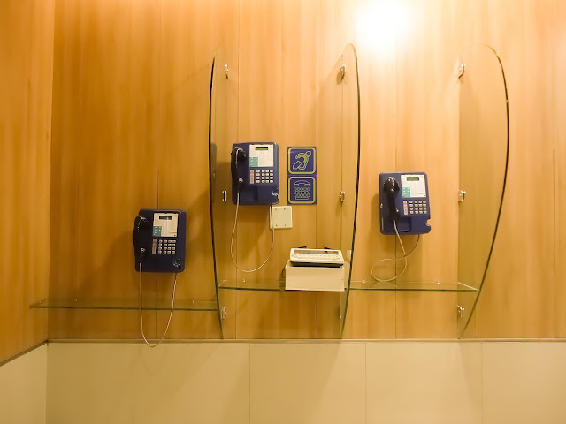 Telefone para Surdos no Taguatinga Shopping