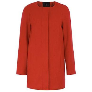 Dorothy Perkins Collarless coat - Yakas�z Palto ve Ceketler