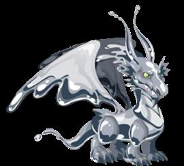 imagen del dragon mercurio