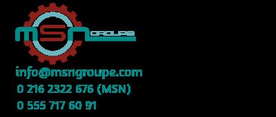 MSN Groupe | İnşaat Makineleri | Cephe Platformları | Organik Tarım