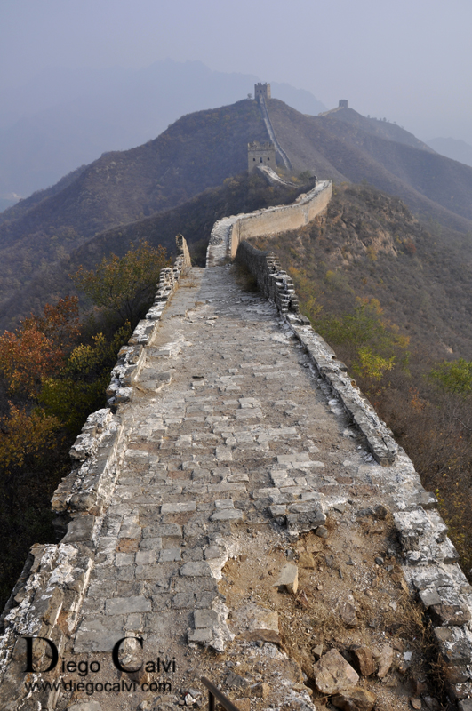 La gran muralla china transmongoliano apuntes de viaje for Q es la muralla china