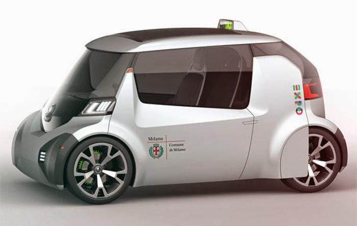 Skoda Ago EXPO Taxi