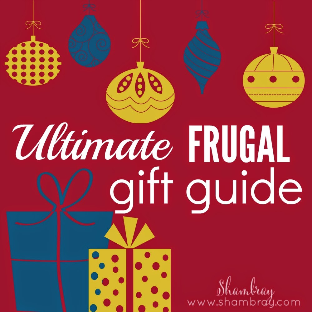 Gifts For Architects The Ultimate Guide: Shambray: The Ultimate Frugal Christmas Gift Guide