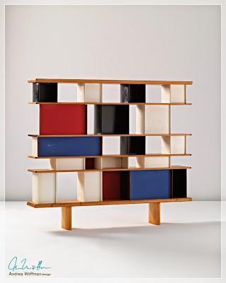 bibliotecas de diseño en cordoba-metal y madera