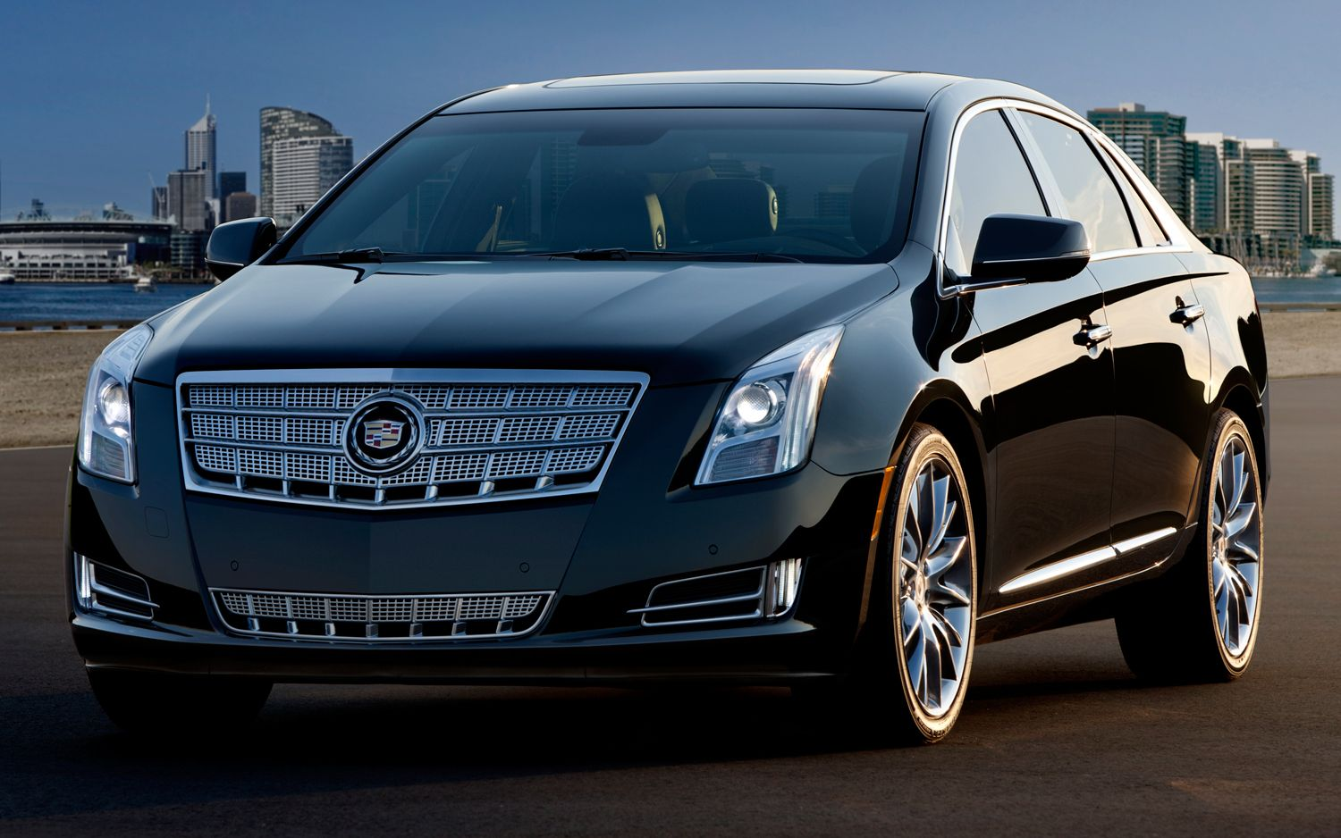car barn sport cadillac xts 2013. Black Bedroom Furniture Sets. Home Design Ideas