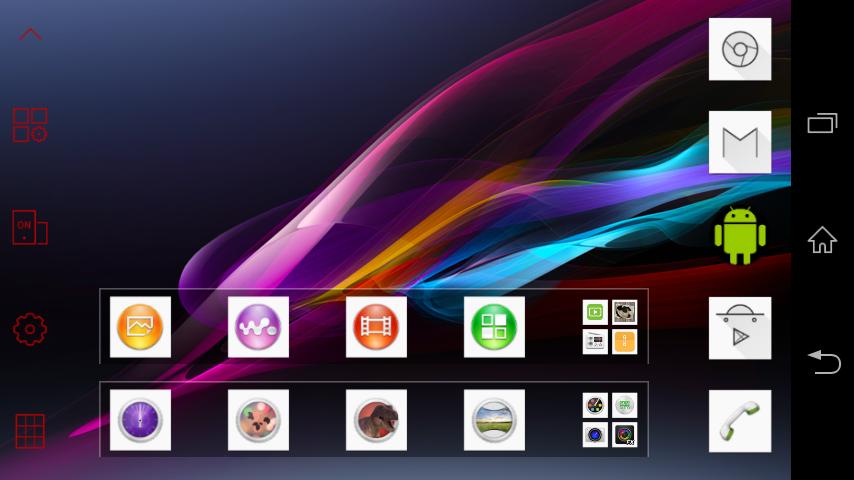 Aplikasi Launcher Cantik, Ganteng, Keren Buat Android