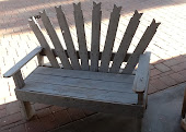 Cat Bench  For you cat lovers.  $65