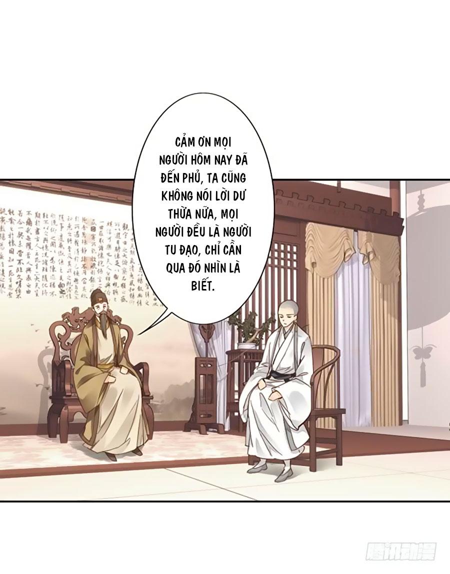 Thiền Tâm Vấn Đạo – Chap 4