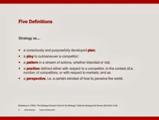 What Is Strategy PPT Slide 1