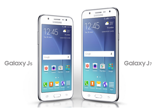 Samsung Galaxy J7 and Galaxy J5 Philippines