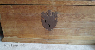Wooden Craft Box Project