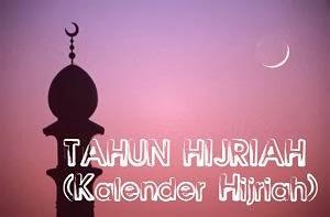 Kalender Hijriah