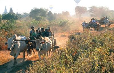 Bagan Myanmar Today