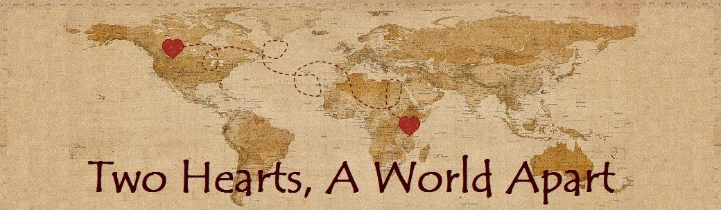 Two Hearts, A World Apart