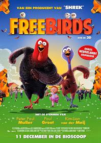 Free Birds (Vaya pavos) (2013) [Latino]