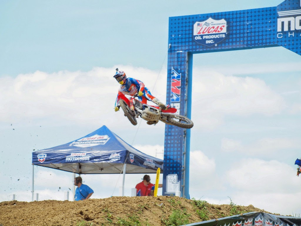 Cole Seely High Point 2014