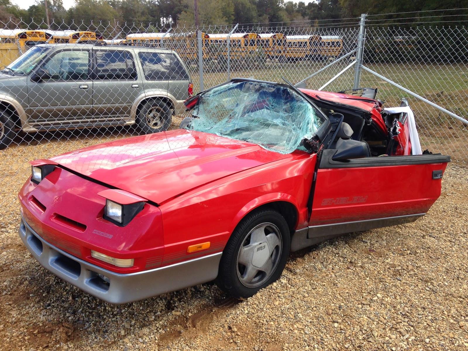 The 1989 Dodge Daytona Shelby Diary
