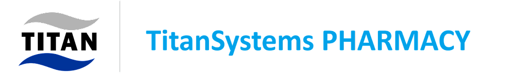 TitanSystems PHARMACY | Software Integrated untuk Apotek